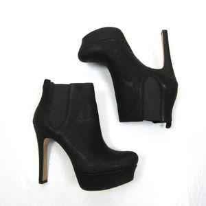 Vince Camuto Baileys Boots sz 8.5 M Black MINT!!
